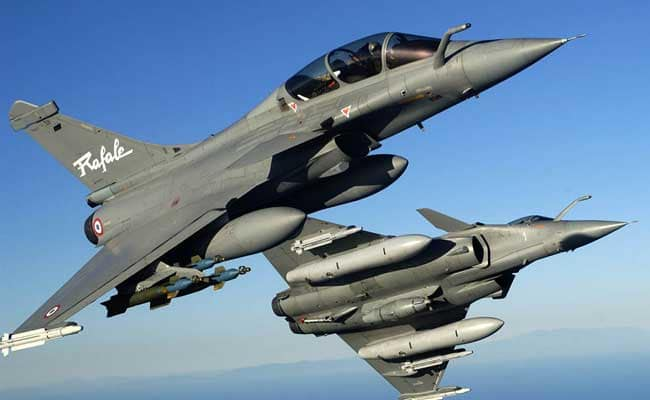 "Rafale Deal sums up India's journey from ""Marut"" to ""Tejas"""