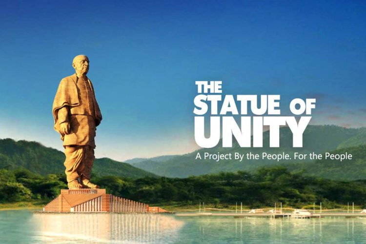 Here is why I am happy with the Statue of Unity or The Statue of Change!!
